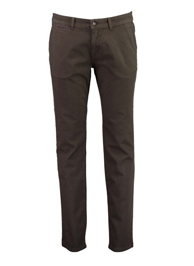 George Hogg Slim Fit Chino Pantolon Haki